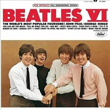 The Beatles Album Limited Edition Music CDs & DVDs