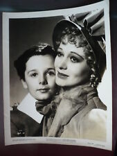 PHOTO VINTAGE LE PETIT LORD DOLORES COSTELLO FREDDIE BARTHOLOMEW 1936