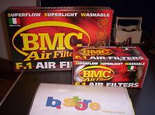 FILTER FILTRO ARIA SPORTIVO BMC CAGIVA RAPTOR 650 05> SUZUKI SV 1000 650 S 03>
