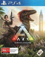 Ark Survival Evolved Playstation 4 PS4 Brand New Sealed