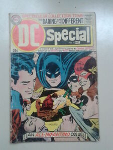 DC SPECIAL # 1 (DC, 1968)