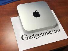 Apple Mac Mini 2012 2.6GHz Quad Core i7 16GB Seagate 2TB  FIRECUDA SSHD