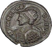 Probus  on horse 279A.D. Authentic Original Ancient Roman Coin i46483
