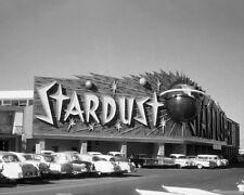 1959 STARDUST LAS VEGAS Glossy 8x10 Photo Casino & Resort Print Strip Poster