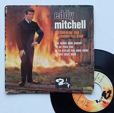 "Vinyle 45T Eddy Mitchell  ""J'ai perdu mon amour"""