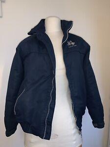 Harry hall Children's Equestrian Navy  Blouson Jacket - Age 12