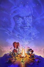 """A Reel Good Story"" Tribute to Chuck Jones by John Alvin-Daffy,Porky,Bugs"
