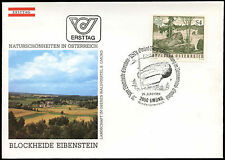 Austria 1984 Natural Beauty Spots FDC First Day Cover #C18075