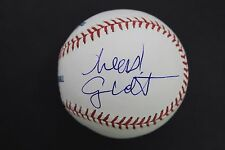 George Wendt Cheers Actor Comedian Autograph Official MLB Signed Baseball JSA F