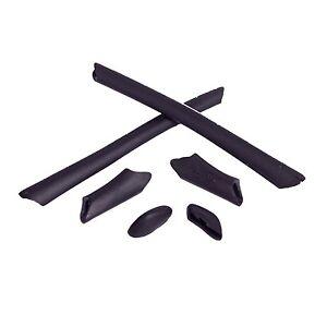 Walleva Rubber Kit for Oakley Half Jacket/Half Jacket XLJ - Multiple Options