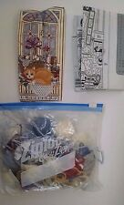 Taffy Cat Needle Treasure Partial Kit 06622 Needlepoint 14x24""