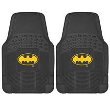 Cool Batman Superhero Rubber Car Floor Mats All-Weather Protection 2PC