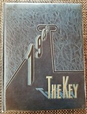1949 Bowling Green State University Yearbook / The Key / School Yearbook