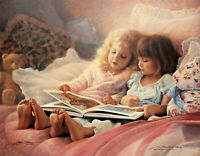 """Greg Olsen """"Side by Side"""" Limited Edition Print, Signed/Numbered w/COA"""