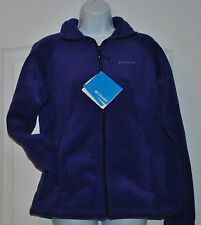 NWT WOMAN'S COLUMBIA JACKET SIZE M WORK OUTS, GOLF, LAYERING, HIKING, OUTDOORS