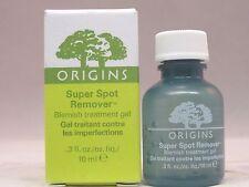 ORIGINS - SUPER SPOT REMOVER - BLEMISH TREATMENT GEL - 0.3 OZ. - NEW IN BOX