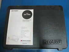Sharp QA-1750 Color Computer/Video Projector