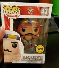 Funko Pop! Iron Sheik Chase In Hand