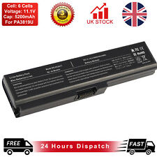 More details for new battery for toshiba satellite c650 c655 c660 l655 l755 pa3817u-1brs pabas228