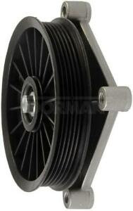 A/C Compressor Bypass Pulley for 1986 Buick Somerset 3.0L V6 GAS OHV 34202-AS