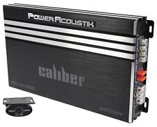 Power Acoustik RE1-3000D 3000 Watt Monoblock 1 Channel Car Amp Mono AB Amplifier