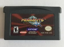 MEDABOTS AX: METABEE VERSION (GAME BOY ADVANCE 2002) GBA