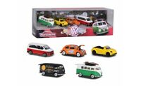 #212057615 - Majorette Volkswagen Giftpack - VW T1, T2 Käfer, Beetle