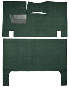 1957-1958 DeSoto Fireflite 4 Door Sedan Bench Seat Replacement Loop Carpet Kit