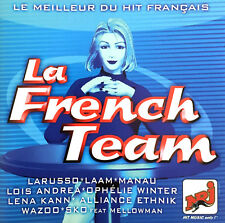 La French Team CD Le Meilleur Du Hit Français - France (M/M)