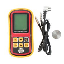 Digital Ultrasonic Thickness Gauge UTM Meter Tester Velocity 1.2~220Mm Metal N13