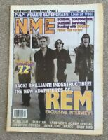 NME Magazine 24 August 1996 REM Interview, Pulp, Weller & Supergrass @V96