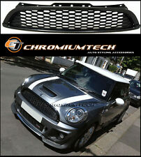 MK2 MINI Cooper S/SD/JCW R55 R56 R57 R58 R59 JCW Style Replacement Black Grille