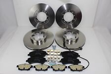 Original Brake Discs + Brake Pads Front+Rear Ford Transit 59993311