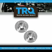 Front Wheel Hub & Bearing Left & Right Pair Set for BMW 3 Series ...