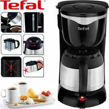 Tefal Filter Kaffeemaschine Edelstahl Thermoskanne Kaffeeautomat Thermo Kanne