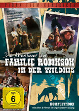 The Adventures of Robinson Family in the Wilderness NEW PAL Kid Family 3-DVD Set