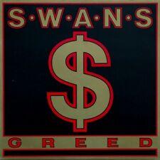 Swans - Greed (LP, Album)