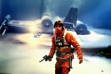 "MARK HAMILL Signed Autographed Star Wars ""LUKE SKYWALKER"" 20x30 Photo PSA/DNA"