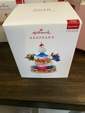 """2018 Hallmark Journey To The Stars Ornament First In """"Christmas Carnival"""" Series"""