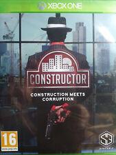 CONSTRUCTOR. JUEGO PARA XBOX ONE. NUEVO, PRECINTADO.