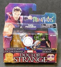 MARVEL MIniMates Astral Form Doctor Strange and Strong Zealot - Diamond Select