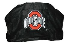"OHIO STATE UNIVERSITY 68"" Barbecue BBQ Barbeque Heavy Duty Gas Grill Cover"