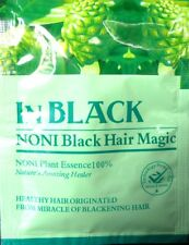 In black henna noni natural herbal shampoo  hair color dye no ammonia 25ml