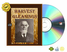 Harvest Gleanings 3 volume -Three Worlds-Old Theology-Bible Students-eBook CDROM
