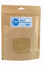 BEEF Gelatine/Gelatin Powder 250G (Professional strength 240 Bloom)