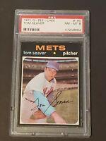 1971 O-Pee-Chee Tom Seaver #160 PSA 8 Only 5 Graded Higher!! New York Mets