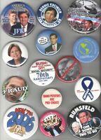 68 old PROGRESSIVE pin Liberal Environment CIVIL RIGHTS Politics PEACE etc LABOR