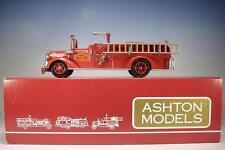 Ashton Models 1/43 AH 38 Mack 750 G.P.M. Pumper Hanover PA  (1952) OVP #16