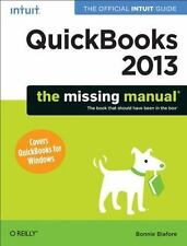 QuickBooks 2013: The Missing Manual: The Official Intuit Guide to QuickBooks
