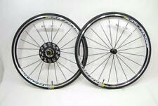 Mavic Aksium Elite Rim Brake Road Bike Wheelset + Yksion Tires 10/11 Speed NEW